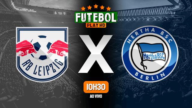 Assistir RB Leipzig x Hertha Berlin ao vivo Grátis HD 27/05/2020