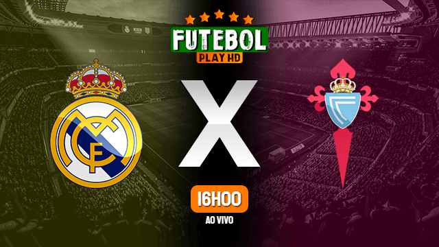 Assistir Real Madrid x Celta ao vivo HD 16/02/2020