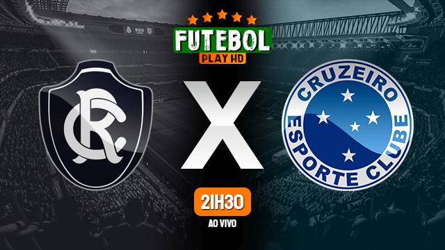 Assistir Remo x Cruzeiro ao vivo 20/07/2021 HD online