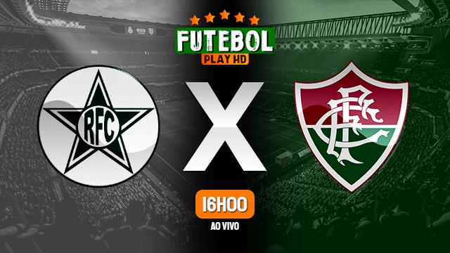 Assistir Resende x Fluminense ao vivo online 04/03/2021 HD