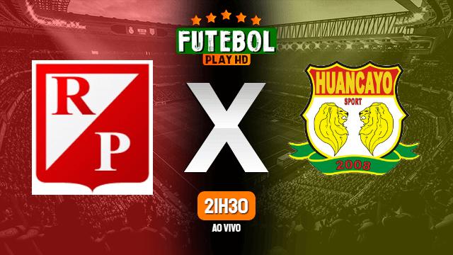 Assistir River Plate-PAR x Sport Huancayo ao vivo 13/05/2021 HD