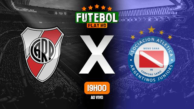 Assistir River Plate x Argentinos Juniors ao vivo 25/10/2021 HD online