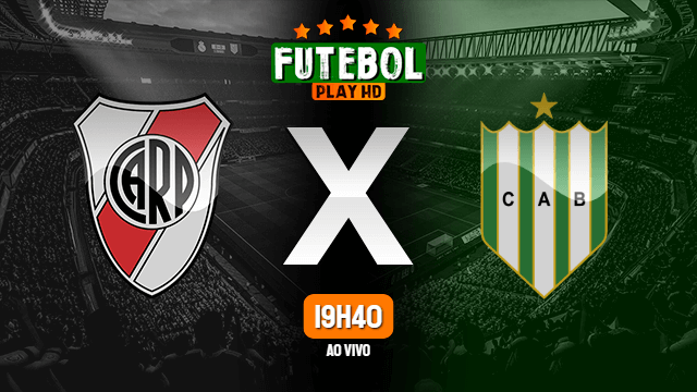 Assistir River Plate x Banfield ao vivo HD 16/02/2020