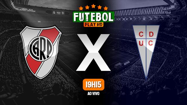 Assistir River Plate x Universidad Católica ao vivo HD 26/11/2020 Grátis