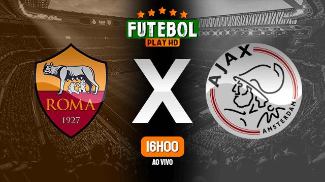 Assistir Roma x Ajax ao vivo 15/04/2021 HD online