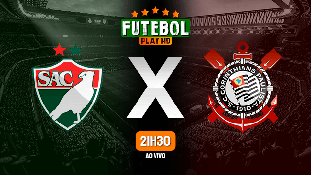 Assistir Salgueiro x Corinthians ao vivo 17/03/2021 HD