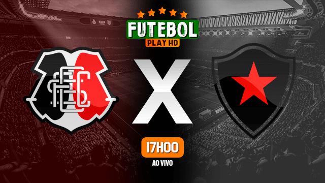 Assistir Santa Cruz x Botafogo-PB ao vivo Grátis HD 10/04/2021