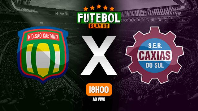 Assistir São Caetano x Caxias ao vivo HD 19/09/2020 Grátis