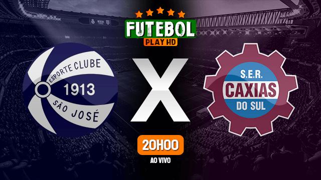 Assistir São José x Caxias ao vivo HD 04/03/2021 Grátis