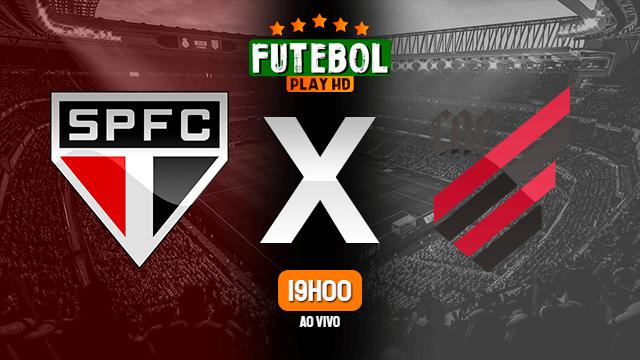 Assistir São Paulo x Athletico-PR ao vivo 25/10/2021 HD online