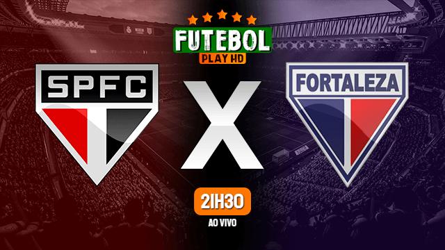 Assistir São Paulo x Fortaleza ao vivo online 13/08/2020 ...