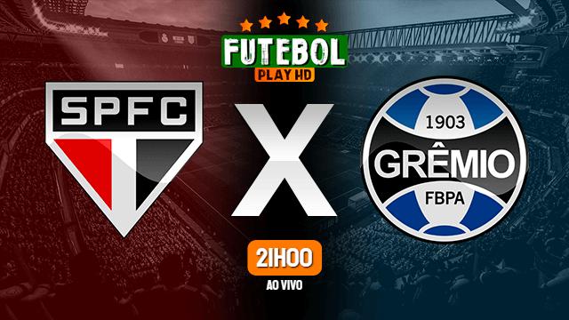 Assistir São Paulo x Grêmio ao vivo 17/10/2020 HD