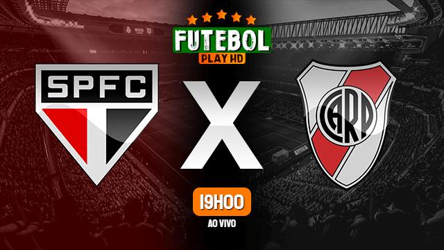 Assistir São Paulo x River Plate ao vivo 17/09/2020 HD online