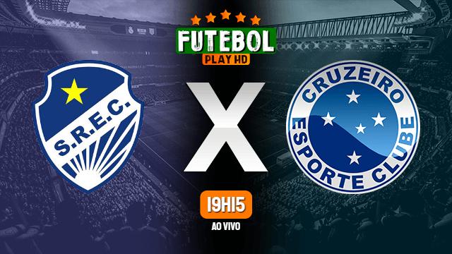 Assistir São Raimundo-RR x Cruzeiro ao vivo 11/03/2021 HD online