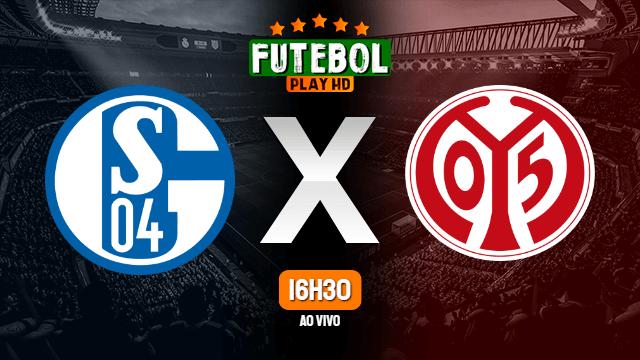 Assistir Schalke 04 x Mainz 05 ao vivo online 05/03/2021 HD