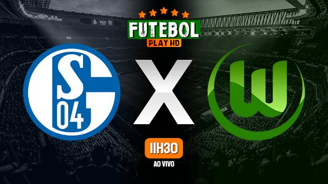 Assistir Schalke 04 x Wolfsburg ao vivo online 21/11/2020 HD