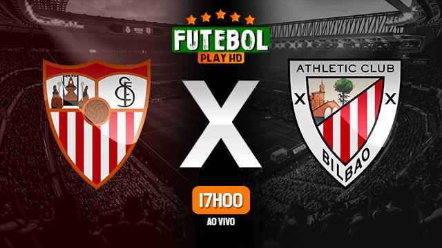 Assistir Sevilla x Athletic Bilbao ao vivo HD 18/09/2020 Grátis