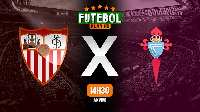Assistir Sevilla x Celta ao vivo 21/11/2020 HD