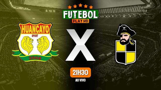 Assistir Sport Huancayo x Coquimbo Unido ao vivo 02/12/2020 HD