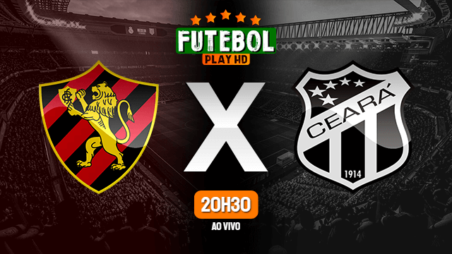 Assistir Sport x Ceará ao vivo 25/07/2021 HD online
