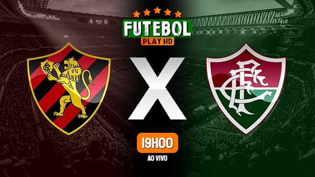 Assistir Sport x Fluminense ao vivo HD 10/07/2021 Grátis