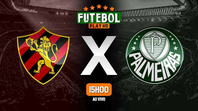 Assistir Sport x Palmeiras ao vivo Grátis HD 04/07/2021