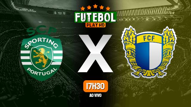 Assistir Sporting x Famalicão ao vivo online 11/04/2021 HD