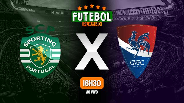 Assistir Sporting x Gil Vicente ao vivo online HD 01/07/2020