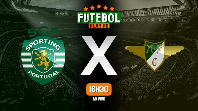 Assistir Sporting x Moreirense ao vivo 23/10/2021 HD online