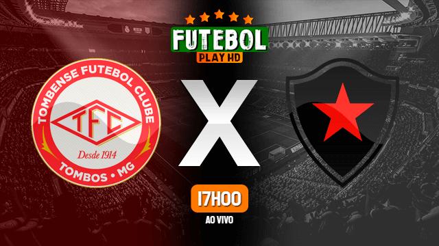 Assistir Tombense x Botafogo-PB ao vivo 03/07/2021 HD