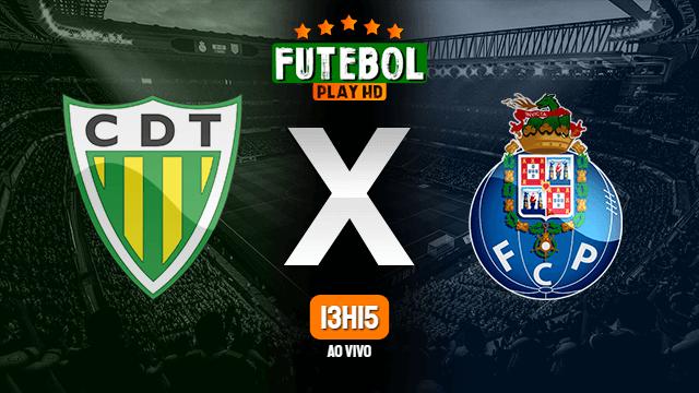 Assistir Tondela x Porto ao vivo online HD 09/07/2020