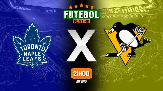 Assistir Toronto Maple Leafs x Pittsburgh Penguins ao vivo HD 18/02/2020