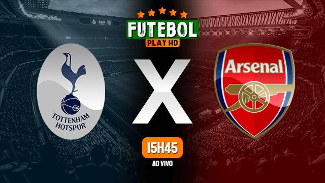 Assistir Tottenham x Arsenal ao vivo HD 12/07/2020