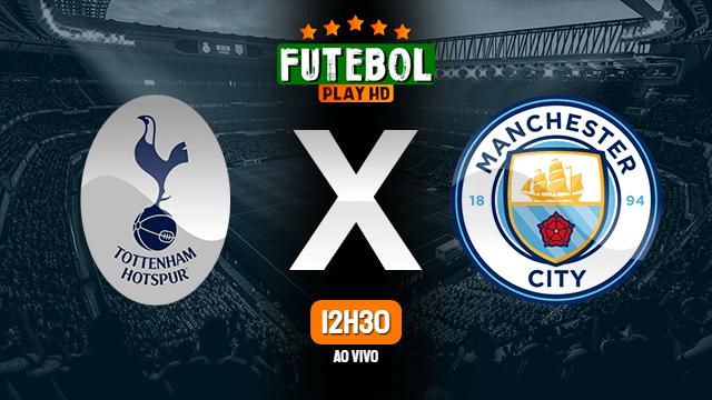 Assistir Tottenham x Manchester City ao vivo 21/11/2020 HD