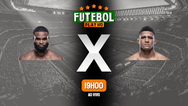 Assistir UFC: Tyron Woodley x Gilbert Durinho ao vivo 30/05/2020