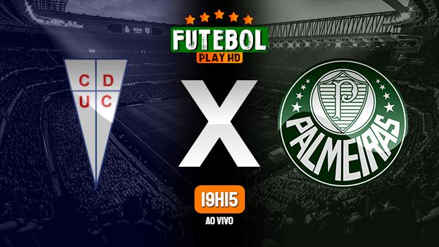 Assistir Universidad Católica x Palmeiras ao vivo HD 14/07/2021 Grátis