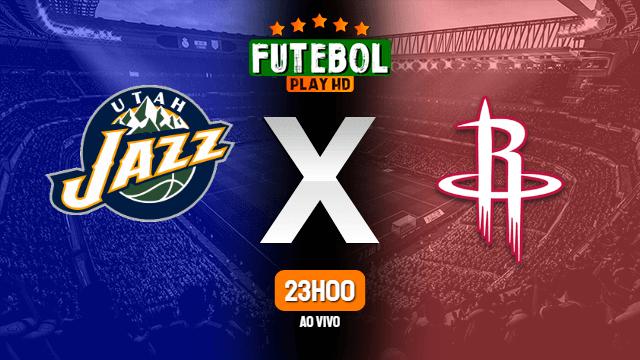 Assistir Utah Jazz x Houston Rockets ao vivo Grátis HD 27/01/2020