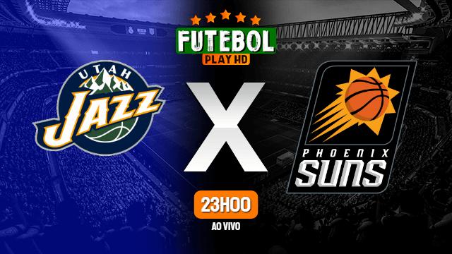 Assistir Utah Jazz x Phoenix Suns ao vivo Grátis HD 07/04/2021