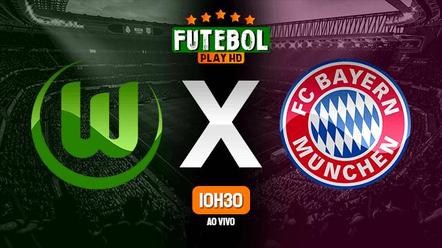 Assistir Wolfsburg x Bayern de Munique ao vivo online HD 27/06/2020