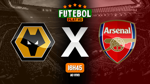 Assistir Wolverhampton x Arsenal ao vivo online HD 04/07/2020