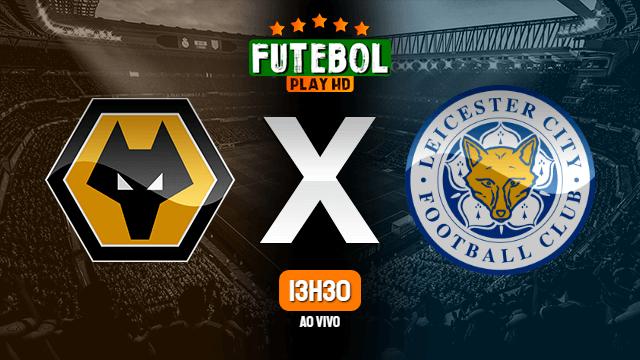 Assistir Wolverhampton x Leicester City ao vivo HD 14/02/2020